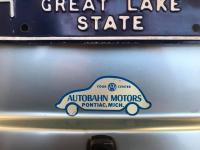 Autobahn Motors Volkswagen Dealer Decal