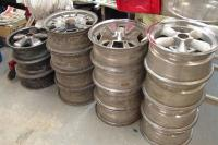 Fuchs, FPS, AZOR and American Racing Wheel