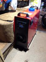 Cheap Chinese heater project