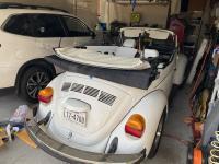 79 convertible top rebuild