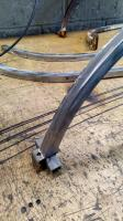 Early westfalia roof rack leg reproduction
