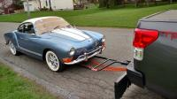 Tow Bar, Karmann Ghia, 1971
