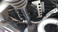 Brakes, Oil Cooler, Upgraded Starter, Ghia, 1971
