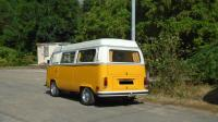 Camper fully restored by Vintage Autohaus