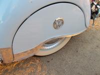 Rare VW Beetle Fender Skirts