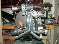Turbo header