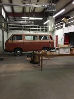 Big garage vanagon