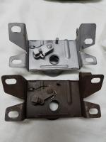 1957 early lowlight Karmann Ghia rear latch engine hatch lock assembly