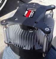 GM Module with heat sink