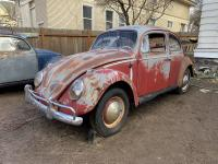 1962 Ruby red beetle