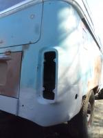 1972 adventurewagon hightop repairs