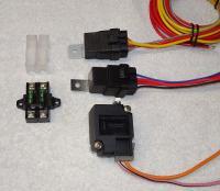 Deserter Wiring Components