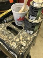 Paint ready chassis