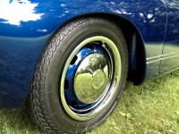 Color keyed wheel