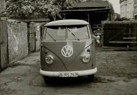 Vintage Bus photo