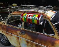 Lifesavers swamp cooler