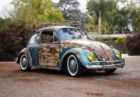Early 1967 Euro Import Volkswagen Beetle