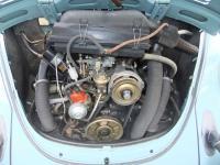 Original engine 1974 Calif. Beetle