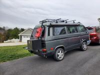 Vanaru Conversion - 1989 2wd westy