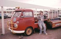 T1 Semi Truck replica