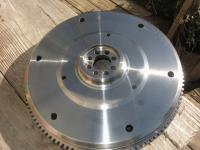 6 Volt MOFOCO 200mm Clutch Flywheel
