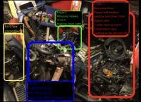 Engine and Gearbox fun, splitty Mtdi