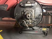 Rear brake wheel cylinder TRW Varga