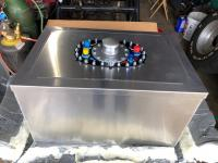 Fuel cell and rack