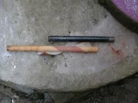 shift rod repair