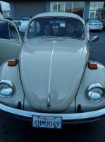 1970 tan standard beetle stolen in castro valley ca. USA 3/27/2020