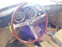 '61 Ghia dash