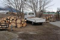2020 firewood haul