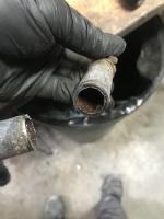 '91 Diesel Shift Rod Fix