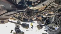 Transaxle Removal