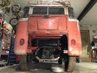 1963 15 window transaxle replacement