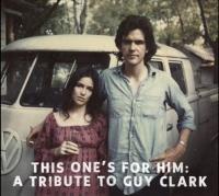 Guy Clark and his wife Susanna.