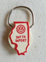Volkswagen Dealership Key Fob