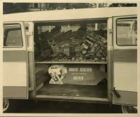 Mango Bus with Faam display inside