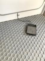 Vanagon sink foot pedal mod