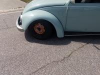 "Drop Spindles, 2"" narrow adjustable beam + Disc brakes"