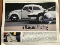 Million Mile Beetle