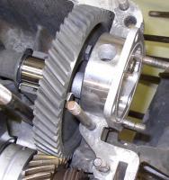 Maxi 2 Oil Pump Clearance