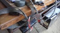 Wrapping harness in emp tape
