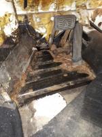 Remove tar boards