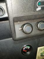 Front Locker Knob