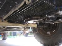 Extended stock sump