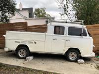My New to Me 1974 VW Doka