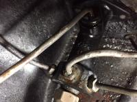 ATE master cylinder leaking