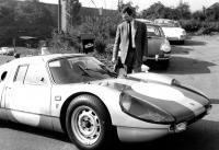 Vintage Photos of Classic Porsche's