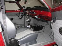 Ghia passenger interior